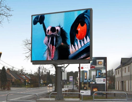 Wholesale Low Price P4/P5/P6/P8/P10 Outdoor LED Displays Screen for Advertising Signs Digital