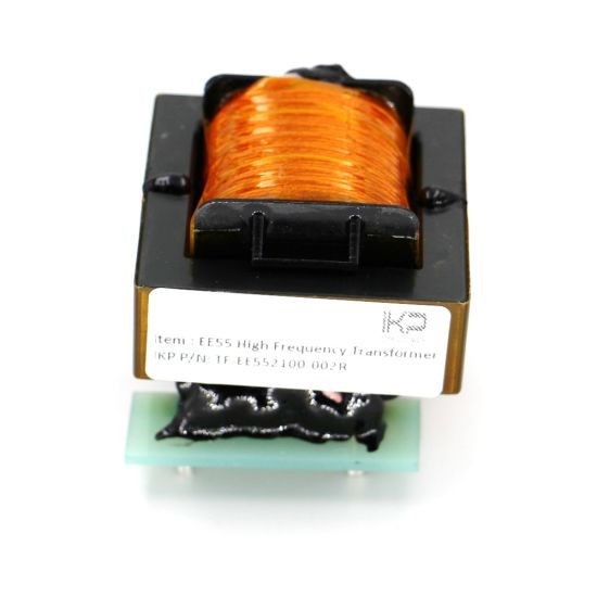 Ee55 Type High Current Power Transformer for Solar Energy