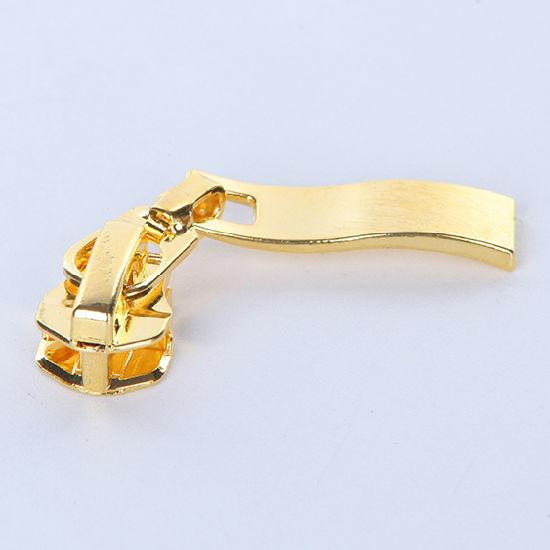 Fashion Slider for Metal/Nylon/Plastic Zipper