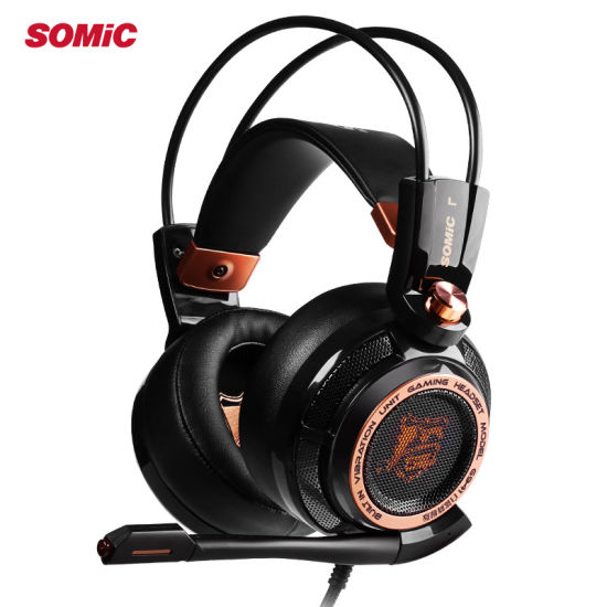 256b81293e1 Somic G941 Anc Gaming Headset with 7.1 Surround Sound and Vibration  Headphone