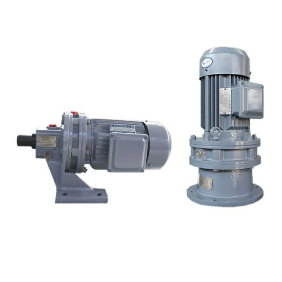 Vertical or Horizontal Installation Bw/Bl Xw/XL Single-Stage Planetary Reducer Cycloidal Gear Reducer