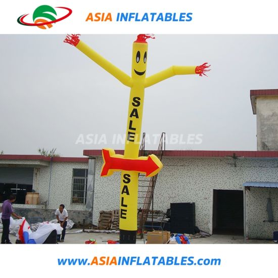 New Event Advertising Inflatable Single Leg Air Dancer pictures & photos