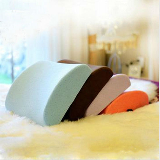 Memory Foam Back Cushion Lumbar Support for Back Pain Relief pictures & photos