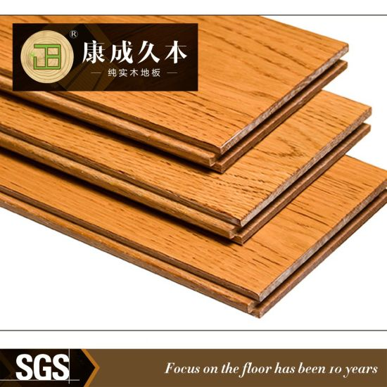 High Quality Wood Parquet/Hardwood Flooring (MY-03)