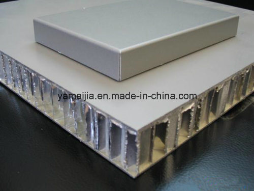 PE/PVDF Roller Coated Aluminum Honeycomb Panels for Exterior and Interior Walls pictures & photos