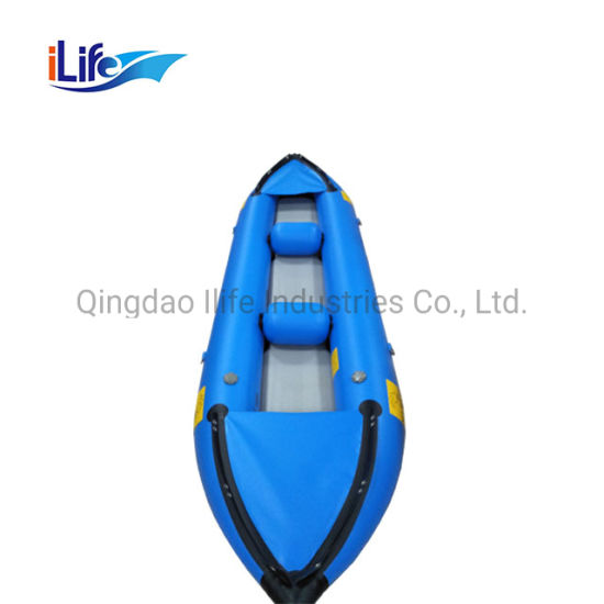Ilife High Quality Inflatable Boat Kayak with Pedals for Sale