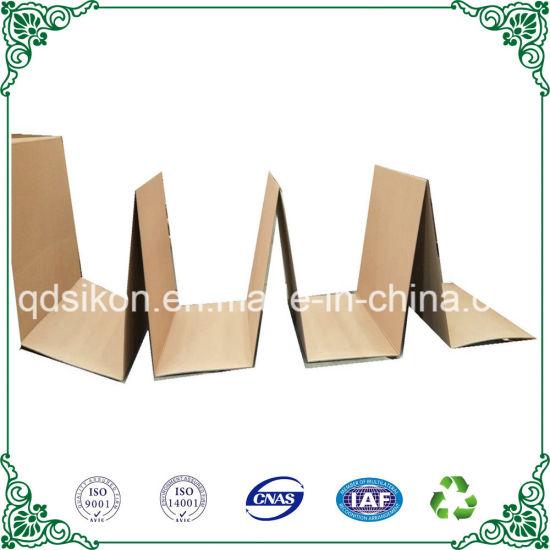 Chinese Fan Fold Cardboard Manufacturer Window-Blinds Z-Fold Corrugated  Cardboard