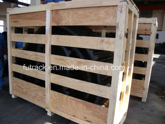 Excavator Track 350W Rubber Pads pictures & photos