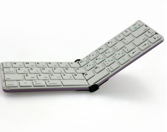 Universal Mini Wireless Bluetooth Fold Keyboard pictures & photos