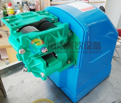 Mini Type Portable Automatic Scallion Green Onion Leek Cutter Cutting Slicing Shredding Machine pictures & photos
