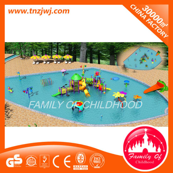 Ce Approved Aqua Play Water Park Tube Water Playground Equipment pictures & photos