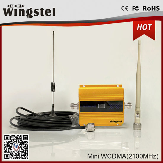 Single Band Cellular Signal Booster GSM 900MHz Mobile Signal Repeater Small Signal Booster/Car Amplifier with Antenna