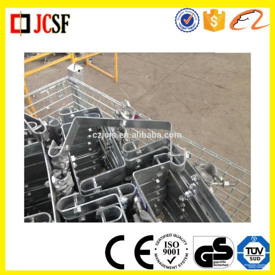 Factory Directly Provide Galvanized Ringlock System Scaffolding Ladder Bracket
