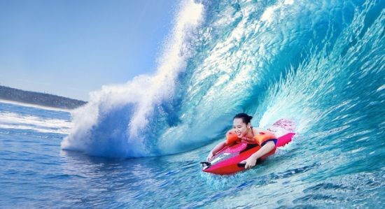 Fast Electric Sea Scooter Cool Water Play Equipment for Waves Transportation in Sea