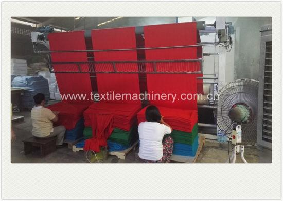 Tubular Heat Setting Machine for Tubular Fabric Finishing