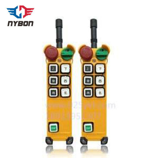 Cheap Price High Quality Wireless Crane Remote Control pictures & photos