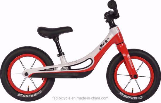 "New Design 12"" Balance Bike Magnesium Alloy Frame OEM"