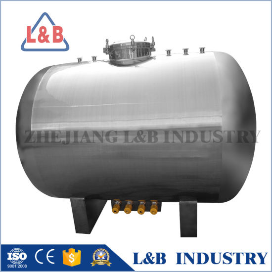 Stainless Steel Beverage Storage Tank pictures & photos