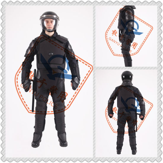 Police Anti Riot Self Defense Suit or Protection Equipment