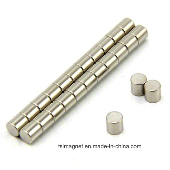 Sintered Rare Earth Permanent Disc Neodymium Magnets pictures & photos