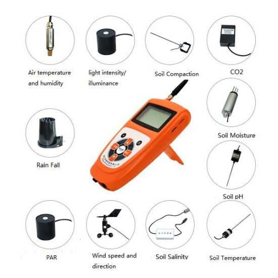 China Portable Meteorological Weather Station - China ...