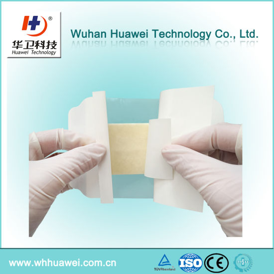 Water-Proof Self-Adhesive Advanced Chitosan Wound Dressing with Pad