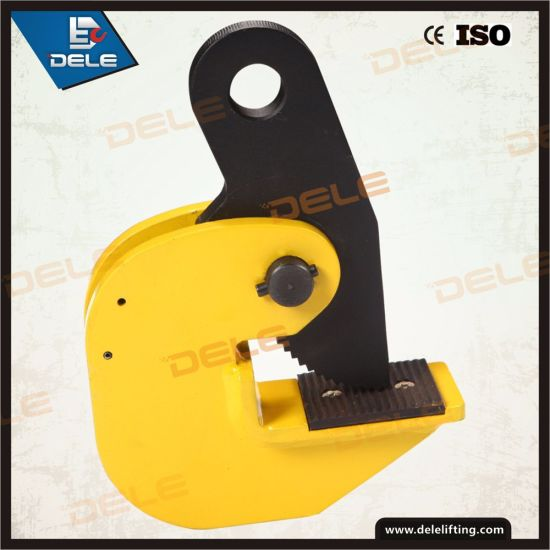 2ton Heavy Duty Horizontal Plate Lifting Clamp pictures & photos
