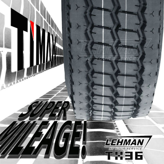 Timax, Triangle Heavy Duty Truck Trailer Tyre 385/65r22.5-20pr Tr692 Tr697 pictures & photos