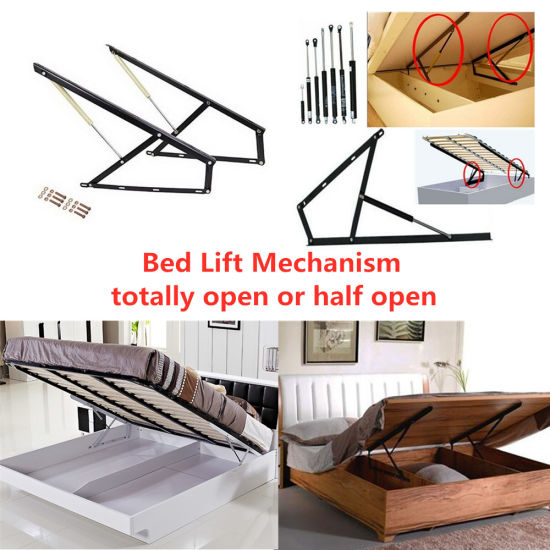 Surprising Hinge Lift Mechanism For Ottoman Storage Bed Side Lift Opening Uwap Interior Chair Design Uwaporg