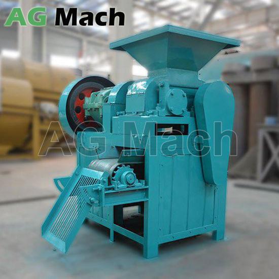 Hot Selling Industrial Pillow Shape Coal Dust Charcoal Briquette Machine