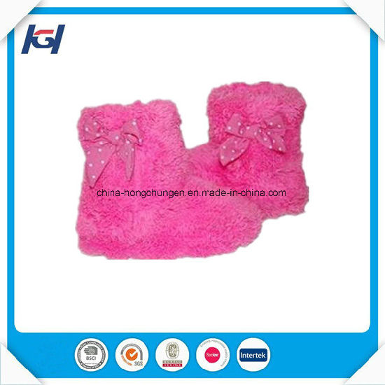 New Arrival Knitted Winter Warm Indoor Boots for Kids pictures & photos