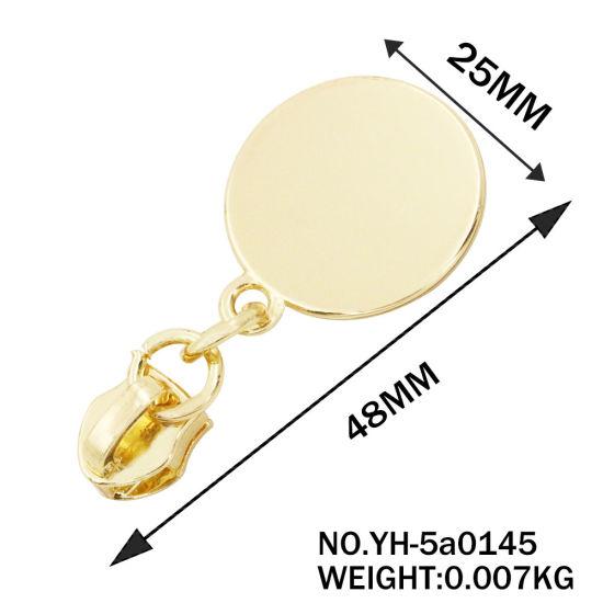 Factory Wholesale Slider Zipper Puller for Handbags and Garments