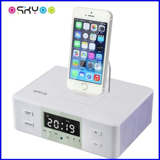 China USB Bluetooth Hotel Speaker for iPhone 6 Loudspeaker Box