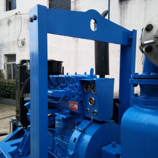 China Supplier of Diesel Pump in Self-Priming pictures & photos