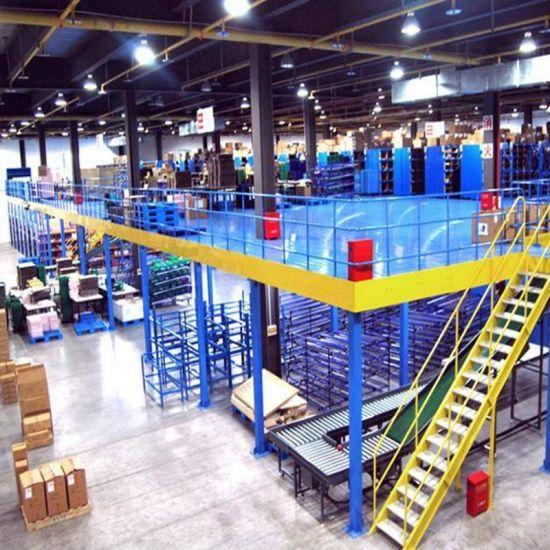 Storage Racking System Q235 Steel