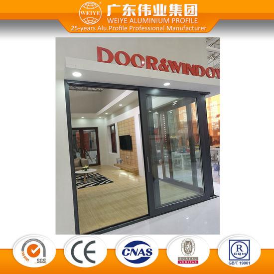 Weiye High Quality Aluminum Alloy Window And Door