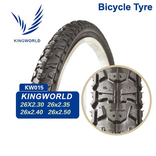 Nylon Bicycle Tire 26X1.95 26X2.35 26X4.0