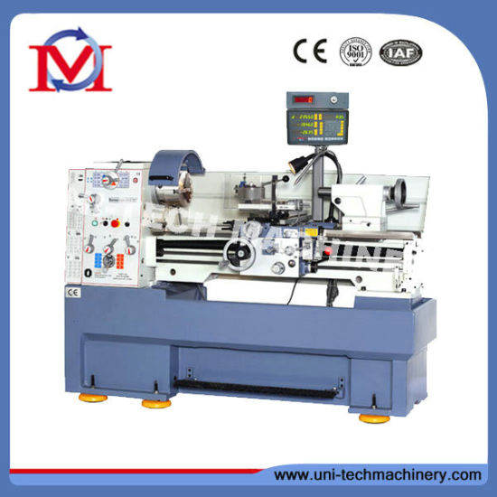 Ce Certificate Horizontal Metal Turning Lathe Machine (PL-410X1000) pictures & photos