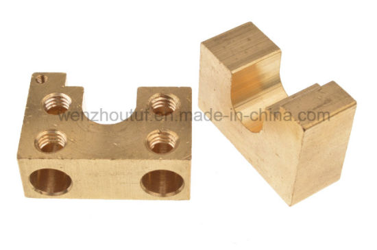 High Grade Free Cutting Brass Connectors Connecting Individual Electrical Wires