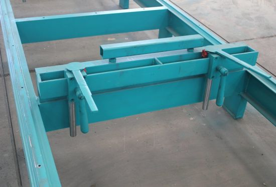 Portable Horizontal Carpenter Saw (diesel/electrical) , Mobile Band Sawmill Machine Low Cost pictures & photos
