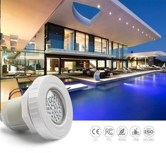 3W 12V Underwater Light SPA Vinyl Liner LED Swimming Pool Lights IP68 Structural Waterproof