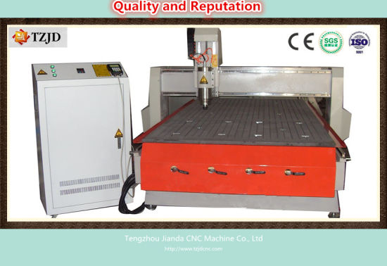 Hot Woodworking CNC Router Engraving Cutting Machine pictures & photos
