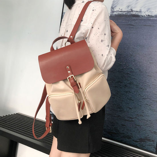 Wholesale Customized Multi Function Fashion Women Bags School Backpack Bag