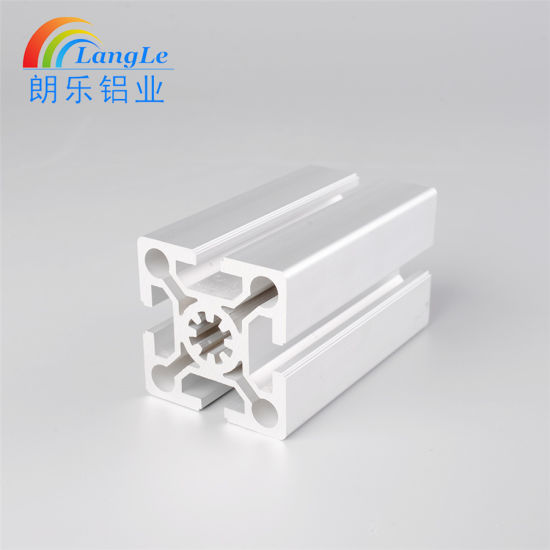 China Customized 8 mm Slot Durable Industrial T Track Aluminum ...