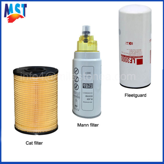 Truck Hengst Oil Filter E500HD129 pictures & photos