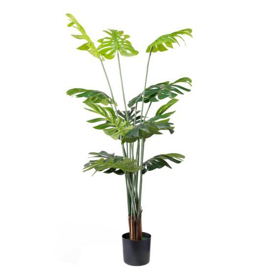 Indoor Decoration Stomium Tree Artificial Plant Tree Monstera Plant