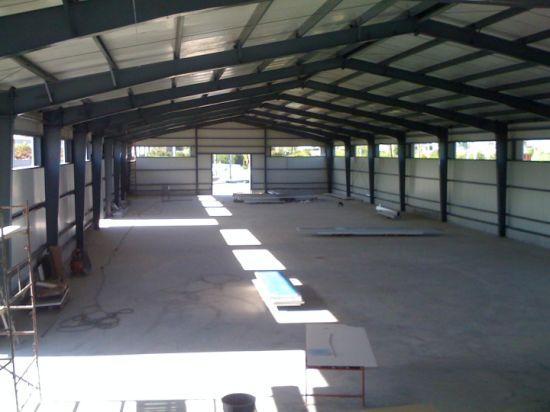 Steel Structure Workshop/Building Steel Structure (SSW-582)