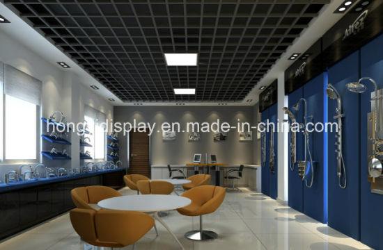 Sanitary Product Retail Shop Design, Faucet Display
