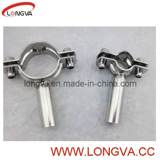 Sanitary Stainless Steel Round Type Pipe Hanger
