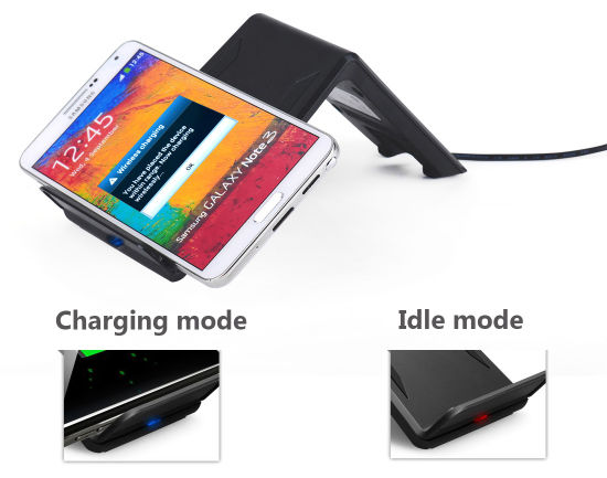 Wireless Charging Transmitter for Samsung Phone pictures & photos